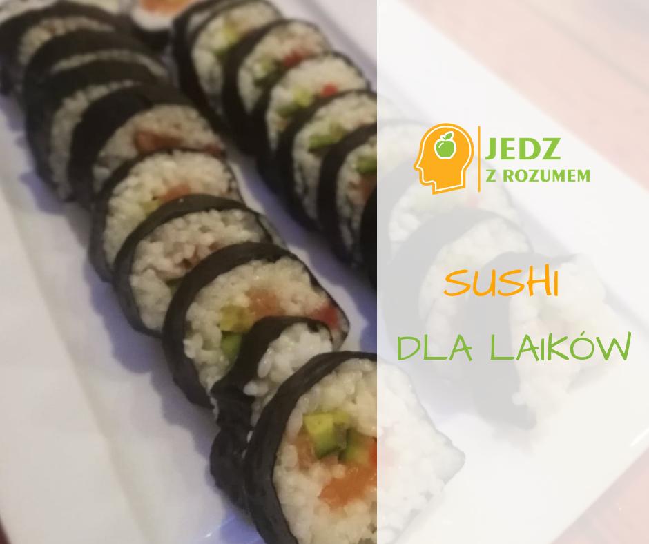 Sushi dla laików